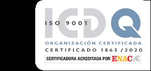 Goban es una empresa certificada según la iso 9001